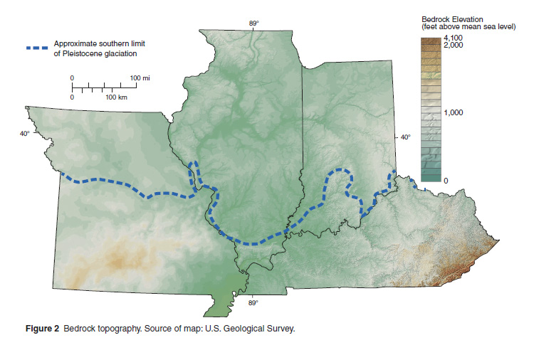 Geological and Geophysical Maps of the Illinois Basin-Ozark ...
